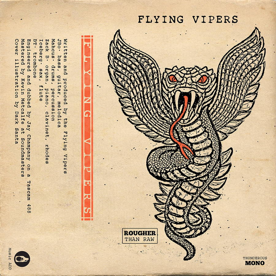 Flying Vipers Green Tape